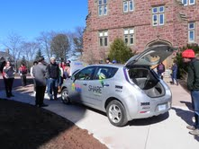 electric car tatamagouche