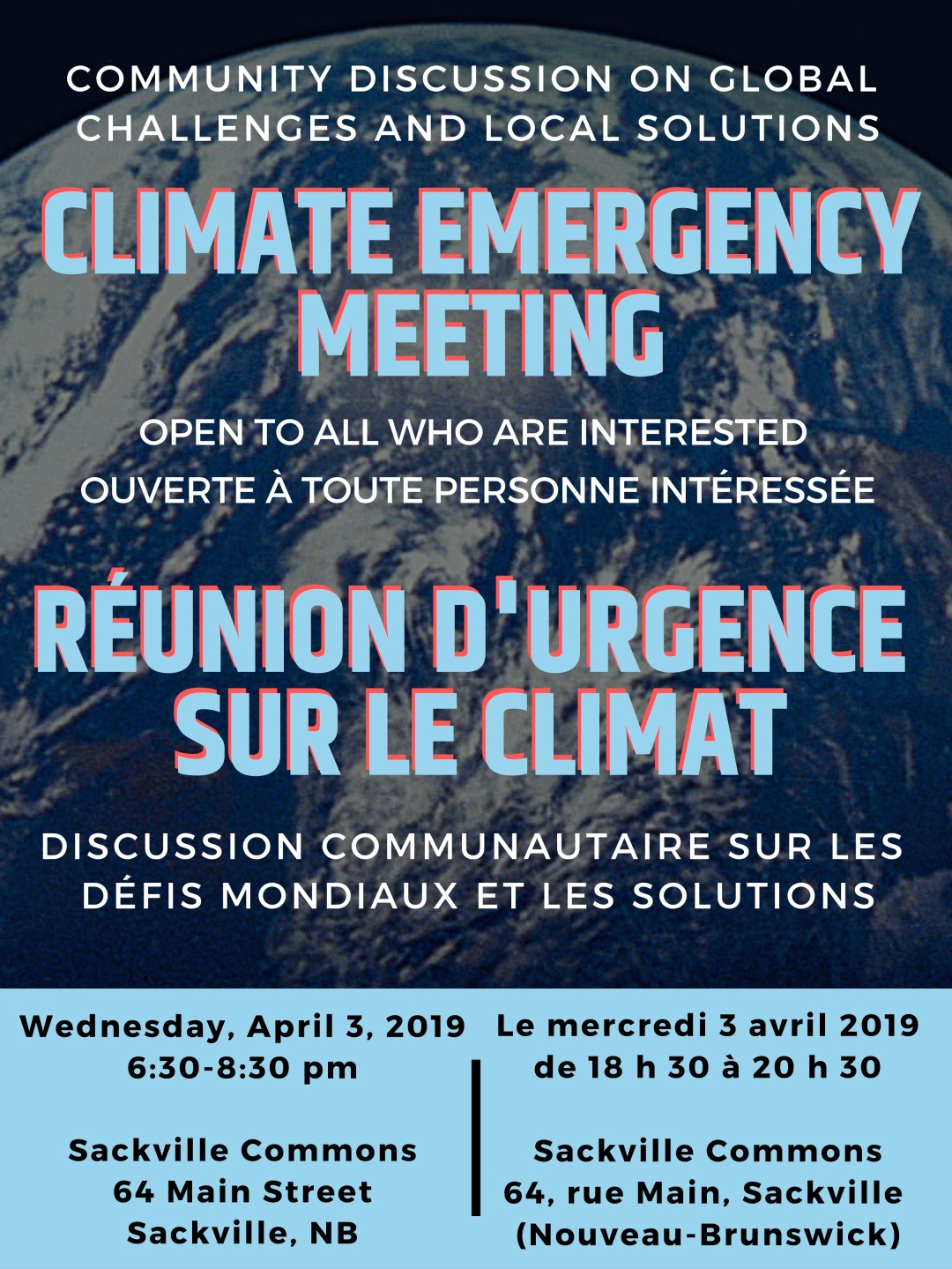 CLIMATE EMERGENCY MEETING Final